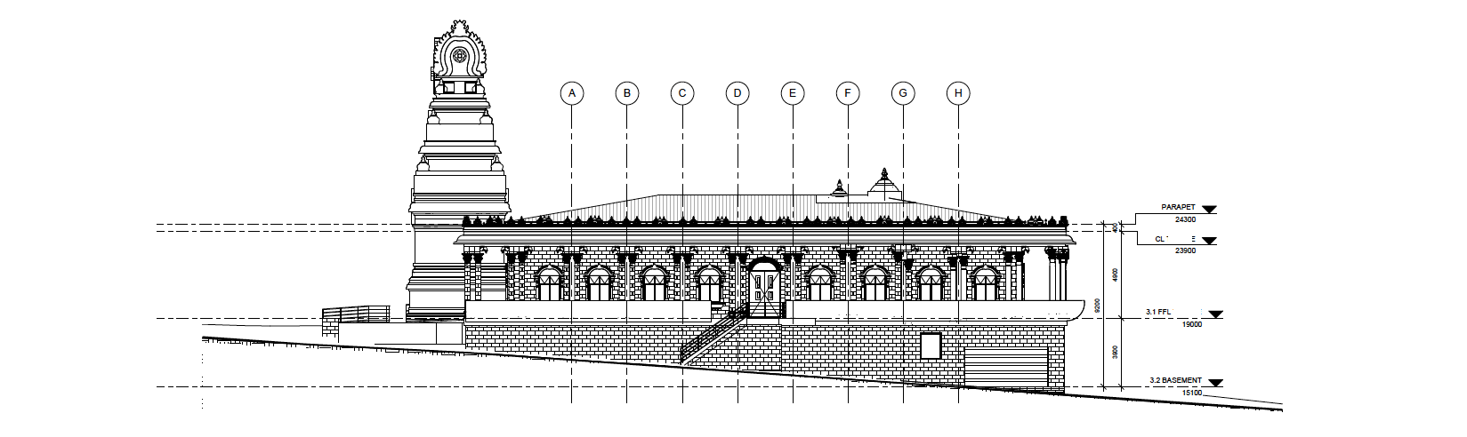 Concept Plan for the Precinct
